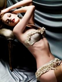 Sneak Peek! Lydia Hearst for Myla Lingerie